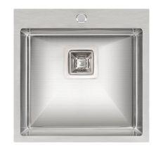 Кухонна мийка Qtap DK5050 2.7/1.0 мм (QTDK50502710)