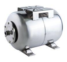 Гидроаккумулятор горизонтальный 50л (нерж) WETRON (779213)