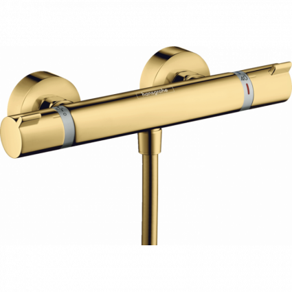 ECOSTAT COMFORT термостат для ванни,ВМ, ½', поліроване золото - 1