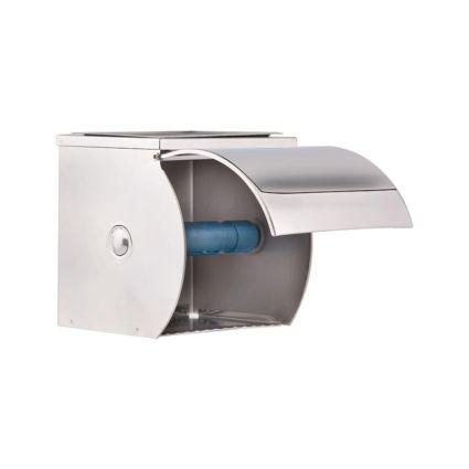 Тримач для туалетного паперу з кришкою Potato P300 - 3