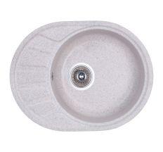 Мийка Fosto 58х45/570*440*170 колір SGA-210 олово (без сифона)