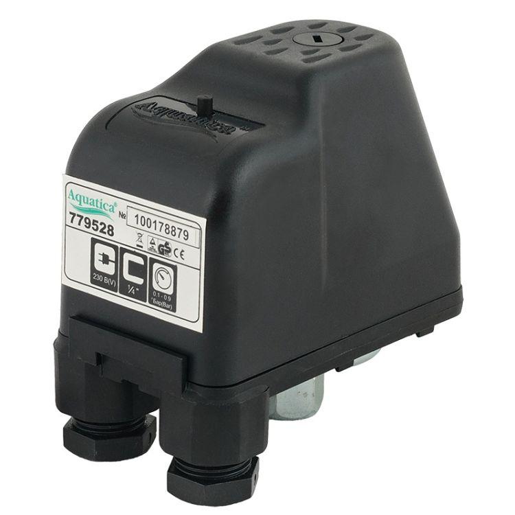 Реле тиску сухого ходу Aquatica 779528 0.1-0.9 бар (гайка) - 1