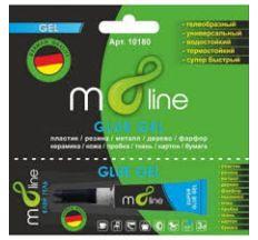 Клей-гель 3g на блістер m8line