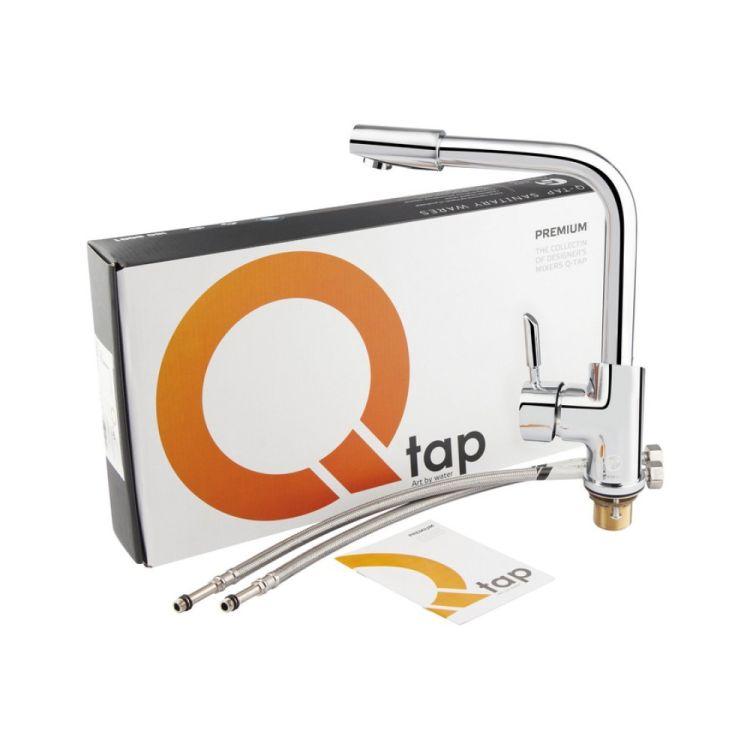 Змішувач для кухні Q-tap Elit 007F - 7