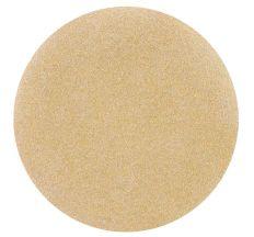 Шліфувальний круг без отворів Ø125мм Gold P80 (10шт) Sigma (9120051)