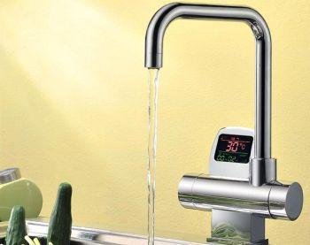 Смеситель с термостатом - хороший выбор для кухни?