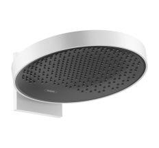 Rainfinity Верхній душ 360 1jet з настінним кріпленням, колір покриття білий матовий