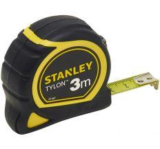 Рулетка Stanley Tylon 3мх12,7мм 0-30-687