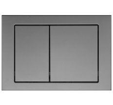 Кнопка MOVI (д/інстал.с-ми Link, Hi-tech,AQUA 02, AQUA 22), хром блиск