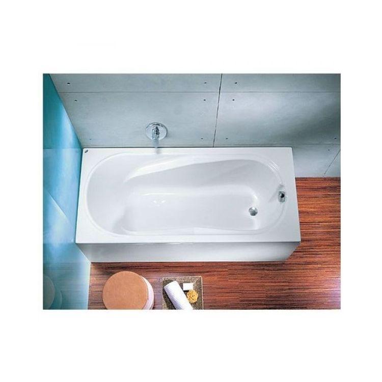 COMFORT PLUS ванна 160*80см прямокутна, з ніжками - 1