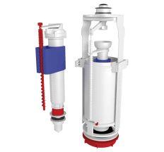 Зливний / наливний механізм для унітазу ANI Plast WC8510C