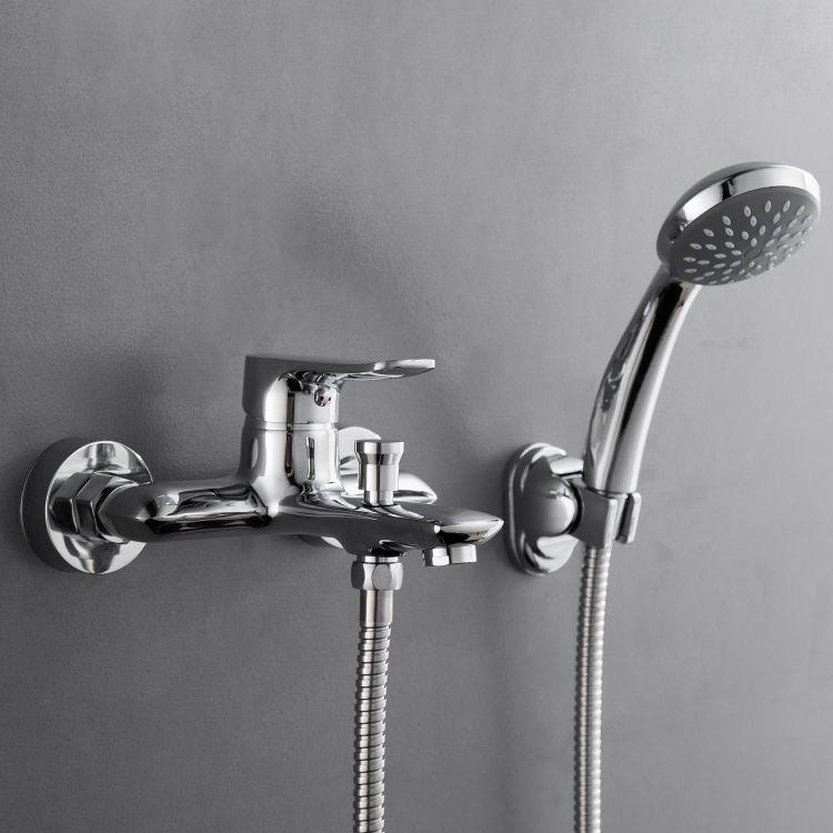 VELUM змішувач для ванни одноважільний, хром 35 мм - 3