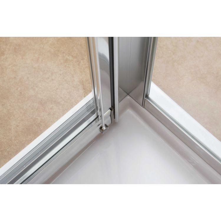 Бічна стінка 90*195 см, для комплектації з дверима 599-153 (h) - 3