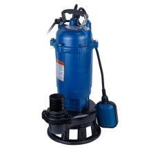 Насос канализационный 1.1кВт Hmax 12м Qmax 300л/мин с ножом WETRON (773372)