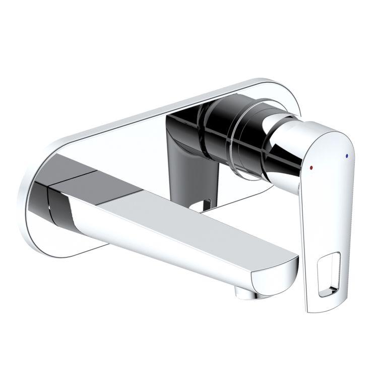 BENITA смеситель для раковины (настенный), хром, 35 мм - 1