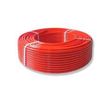 Труба поліетиленова Ekoplastik EVONPE-ХT червона 16х2,0