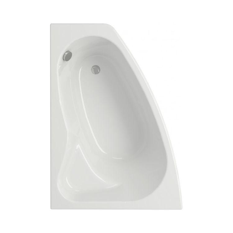 Ванна акрилова Cersanit SICILIA L 150х100 з ніжками - 2