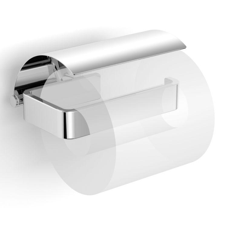 TEO тримач паперу, кріплення до стіни, хром - 1