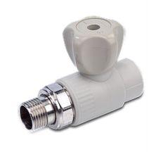кран радиаторный прямой без резинки ASG 20