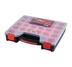 Органайзер пластиковий переставні 15 відсіків 310×270×60мм ULTRA (7417232)