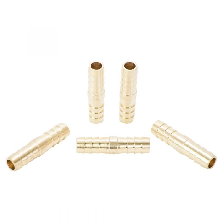 Соединение для шланга 10мм (латунь) Sigma (7023841) - 2