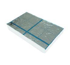Мат UA для теплої підлоги 35 кг/м3 тепловідбивна плівка 30х1000х5000