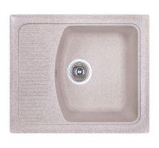 Кухонна мийка Fosto 5850 kolor 300 (FOS5850SGA300)