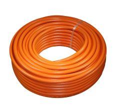Шланг для газа оранжевый диаметр 9 мм, длина 50 м (GO 9)