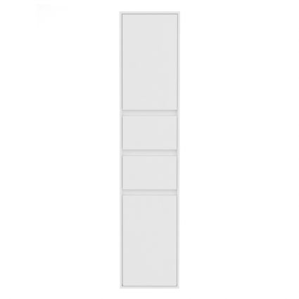 NETKA пенал 185*40*35см, підвісний, білий - 2