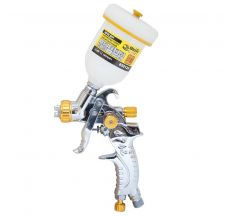 Фарборозпилювач HVLP Ø0.8мм з/б (пласт) Sigma (6812221)