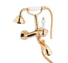 Смеситель для ванны Bianchi Europe VSCEUR1023#03600ORO
