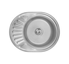 Кухонная мойка Imperial 5745 Decor (IMP574506DEC)