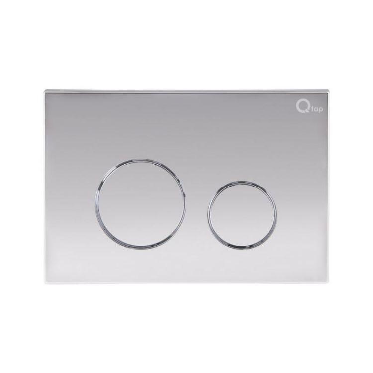 Набір Qtap інсталяція Nest QTNESTM425M11CRM + унітаз з сидінням Crow QT05335170W - 5