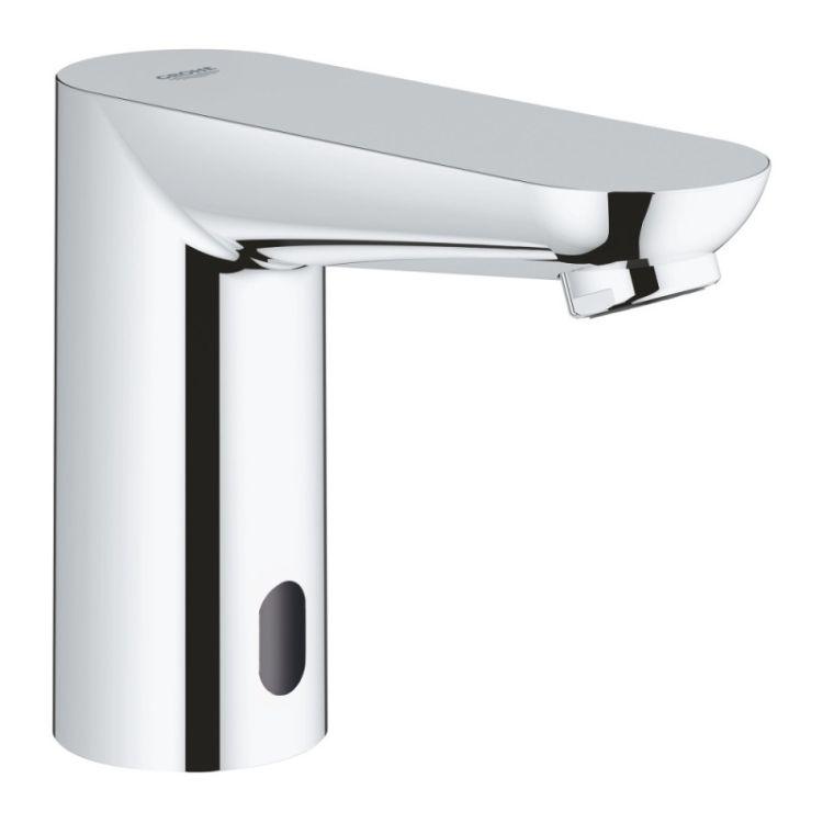 Змішувач для умивальника Grohe Euroeco Cosmopolitan E 36409000 Bluetooth безконтактний (без функції - 1