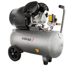 Компресор двоциліндровий 2.2 кВт 412л/хв 8бар 50л Sigma (7043711)