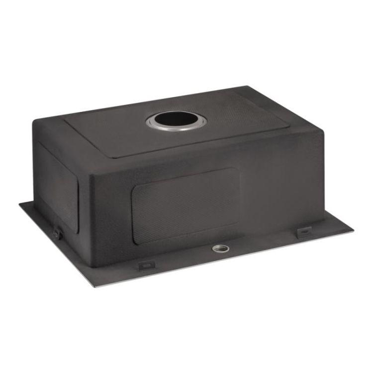 Кухонна мийка Lidz H5845 Brush 3.0/1.0 мм (LIDZH5845BRU3010) - 5