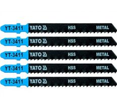 Полотно для электролобзика Yato 100 мм 5шт YT-3411