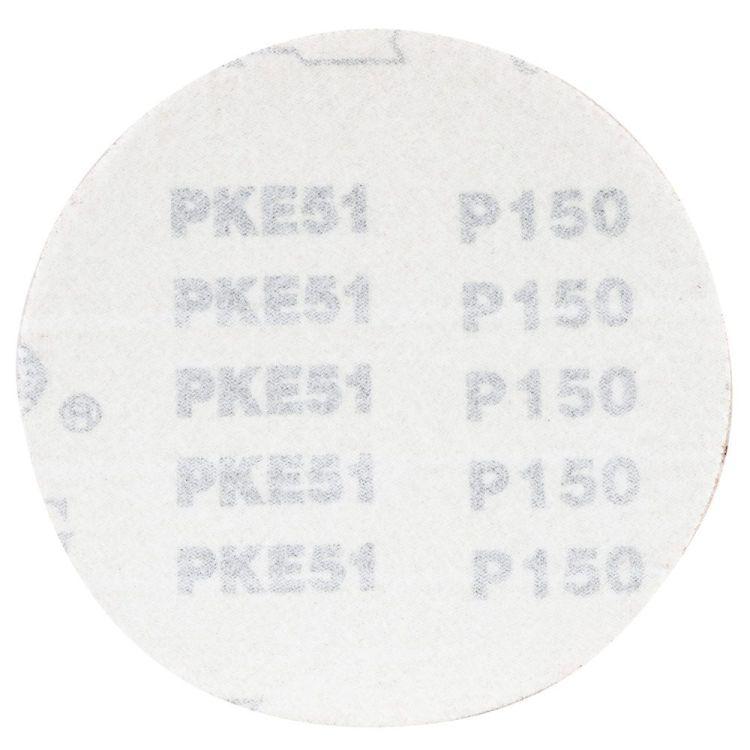 Шлифовальный круг без отверстий Ø125мм P150 (10шт) Sigma (9121131) - 2