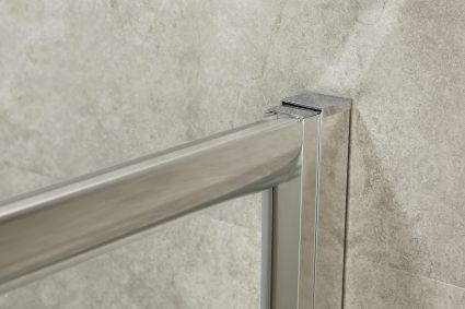 Бічна стінка 90*195 см, для комплектації з дверима bifold 599-163 (h) - 4
