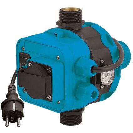 "Контролер тиску електр Aquatica 779556 1.1кВт Ø1"" + розетка - 1"