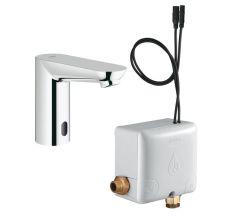 Змішувач для умивальника Grohe Euroeco Cosmopolitan E 36384000 безконтактний, 6V (без функції змішування води)