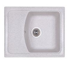 Кухонна мийка Fosto 5850 kolor 210 (FOS5850SGA210)