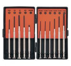 Набор отверток для точной механики, 11 шт SPARTA