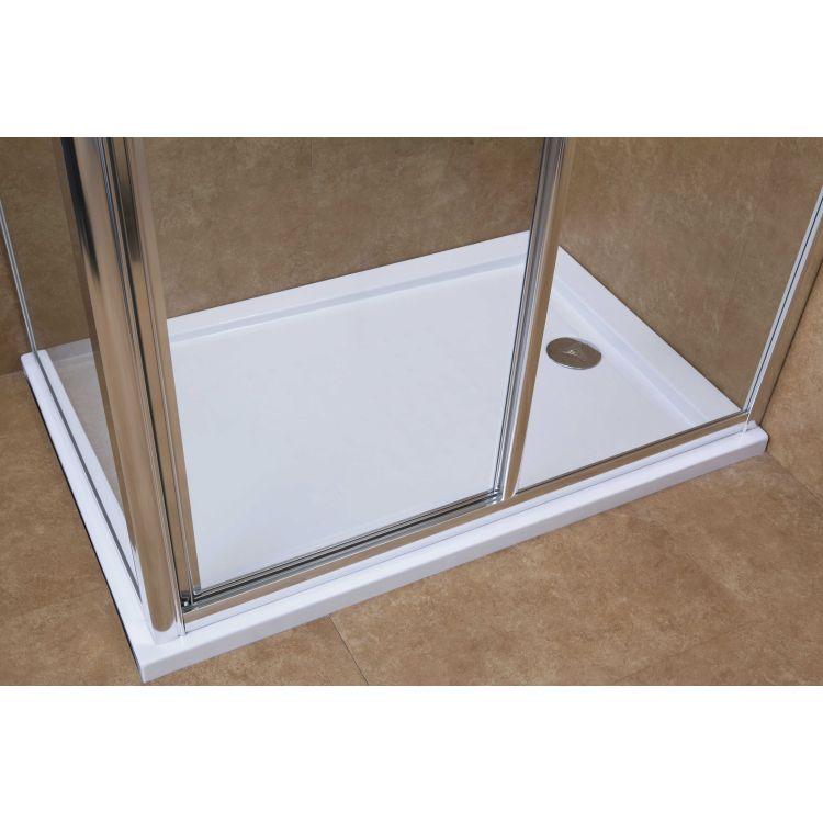 Бічна стінка 90*195 см, для комплектації з дверима 599-153 (h) - 4