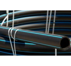 Труба ф40х3,0 чорна питна PN 10 (бухта 150м)