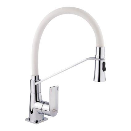 Змішувач для кухонного миття Q-tap Estet CRW 007F - 1