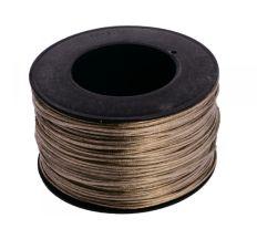 86V038 Трос для насоса 2.5 мм цена за 1м стальной в силиконе