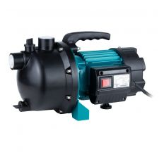 Насос відцентровий самовсмоктуючий 1.2 кВт Hmax 48м Qmax 80л/хв пластик LEO (775309)