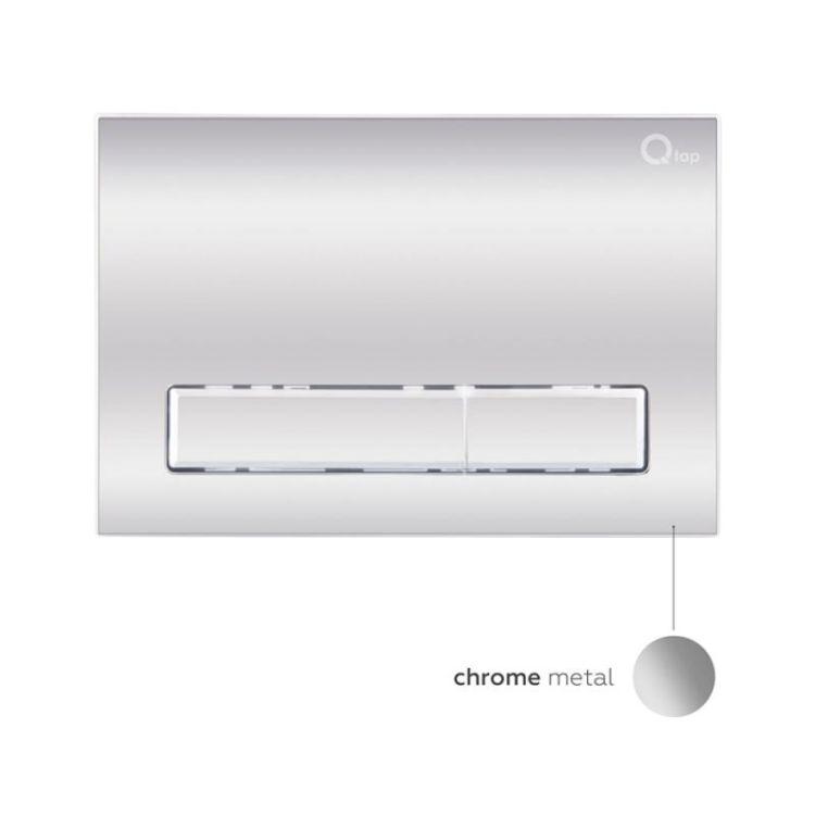Панель змиву для унітазу Q-tap Nest PL M08CRM - 4