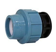 Заглушка затискна SANTAN 40 мм